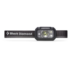 Black Diamond Storm 375 Linterna frontal, graphite